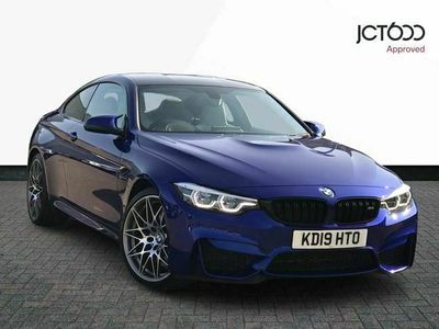 used BMW M4 M42dr DCT [Competition Pack] coupe