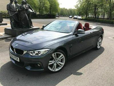 used BMW 435 4 Series 3.0 d M Sport Auto xDrive 2dr