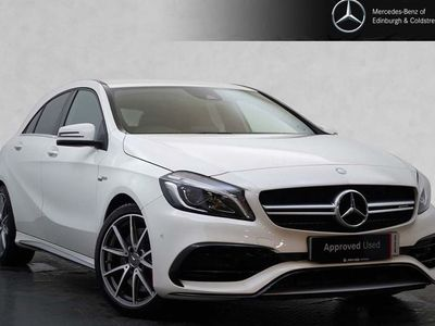used Mercedes A45 AMG A-Class Hatch AMG2.0 5dr