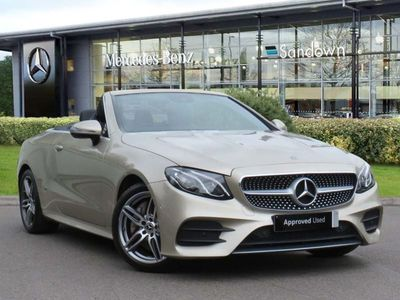 used Mercedes E350 E-Class4Matic Amg Line 2Dr 9G-Tronic