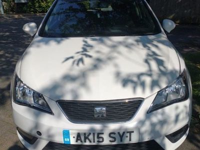 used Seat Ibiza 1.4 16v Toca SportCoupe 3dr