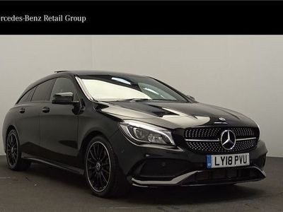used Mercedes CLA220 CLA ClassAmg Line 5Dr Tip Auto