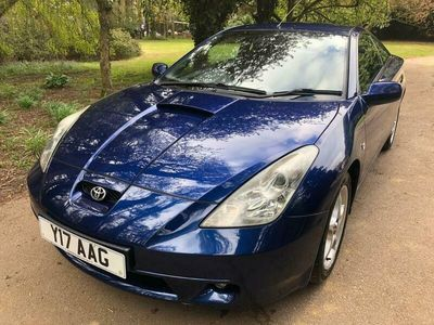 used Toyota Celica Coupe 1.8 VVTi 3d