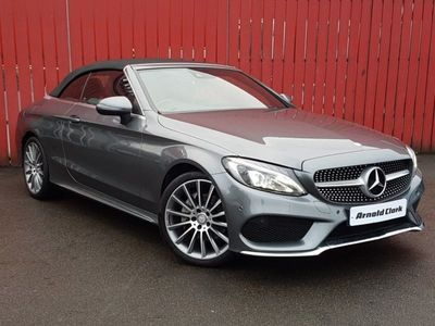 used Mercedes C200 C-ClassAmg Line 2Dr