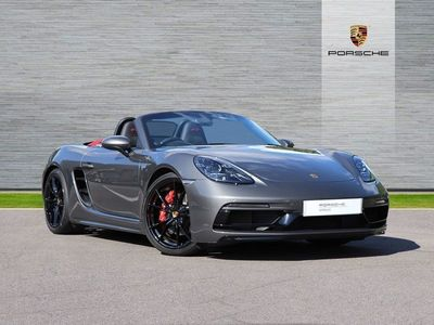 used Porsche 718 Boxster GTS PDK