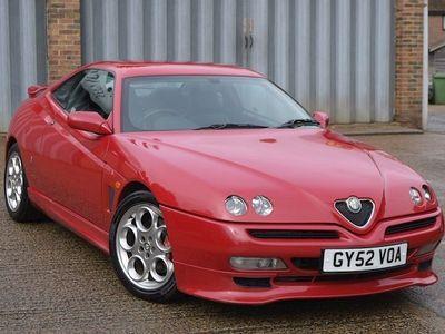 used Alfa Romeo GTV 3.0 V6 24v Lusso 2dr
