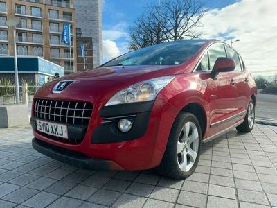 used Peugeot 3008 1.6 HDi Sport 5dr EGC
