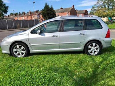 used Peugeot 307 1.6 S 5dr