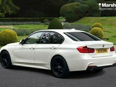 used BMW 320 3 Series i M Sport 4dr [Business Media] 2.0