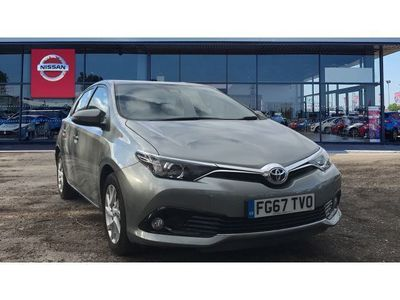used Toyota Auris 1.2T Icon Tss 5Dr