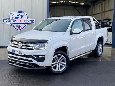 used VW Amarok 3.0 DC V6 TDI HIGHLINE 4MOTION 4d 202 BHP