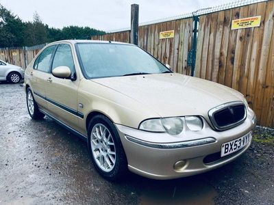 used Rover 45 2.0 TD iL 5dr