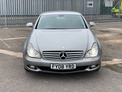 used Mercedes CLS320 CLS Class 3.0CDI 4d 222 BHP Coupe 2008