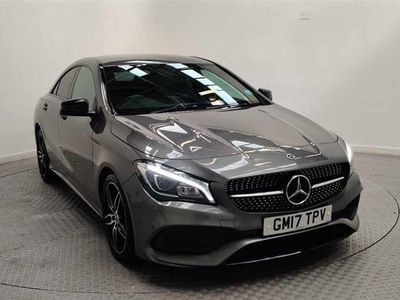 used Mercedes CLA180 ClaAMG Line 4dr