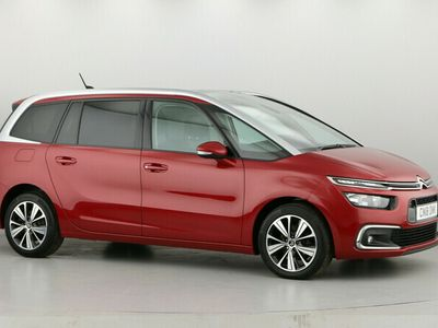 used Citroën Grand C4 Picasso 1.6 BlueHDi Flair [7 Seats]