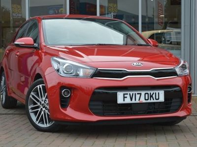 used Kia Rio 1.0 T GDi 118 First Edition 5dr Hatchback