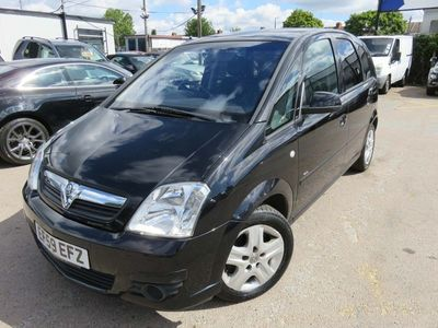 used Vauxhall Meriva 1.6 i 16v Active 5dr