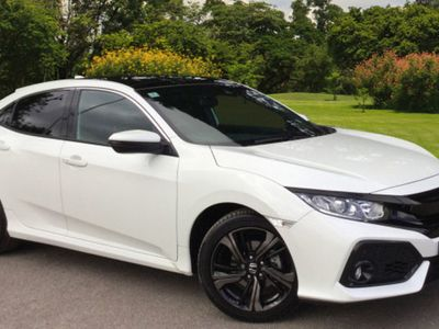 used Honda Civic 1.0 VTEC Turbo EX 5dr Petrol Hatchback
