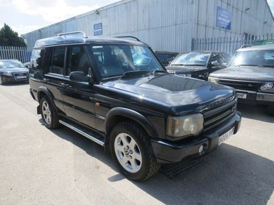 used Land Rover Discovery 2.5 TD5 Landmark 5dr (7 Seats)