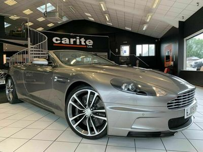 used Aston Martin DBS 6.0 V12 Volante Touchtronic 2dr