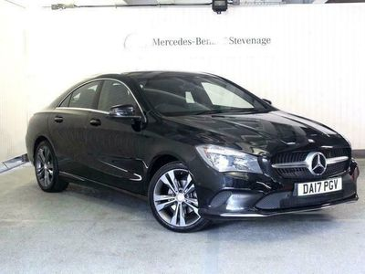 used Mercedes CLA220 CLA Class[177] Sport 4dr Tip Auto Saloon 2017