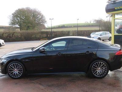 used Jaguar XF Sportbrake Landmark Edition 2.0 Turbocharged Diesel 180PS RWD auto 4d