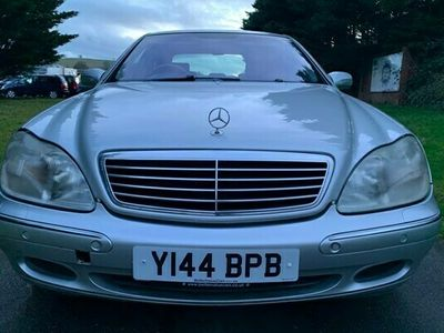 used Mercedes S500 S Class4dr Auto