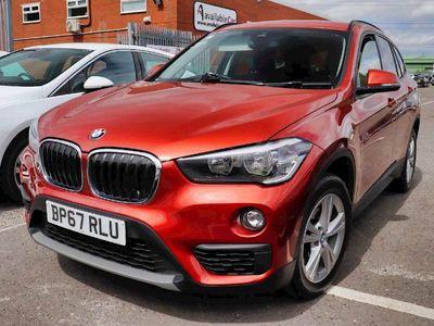 used BMW X1 sDrive 18i SE 5dr Auto