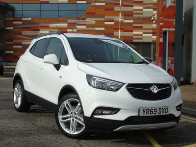 used Vauxhall Mokka X 1.4 16V TURBO 140PS ACTIVE 5DR INC 19 INCH ALLOYS AND WINTER PACK hatchback