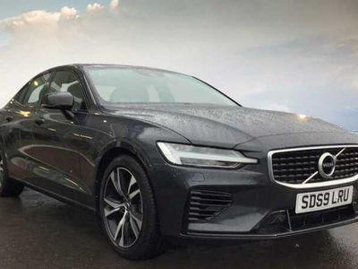 used Volvo S60 III T8 R-Design Plus (Cruise Control, Satellite Navigation, Front & Rear Park Assist