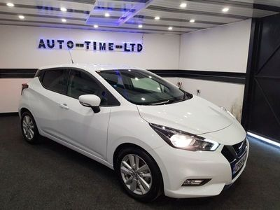 used Nissan Micra 1.0 IG-T Acenta (s/s) 5dr