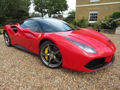 used Ferrari 488 3.9 GTB 2d 660 BHP CARBON RACING SEATS,FRONT LIFT