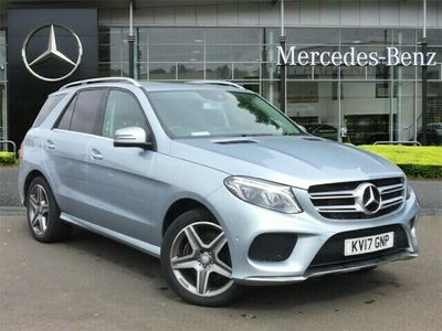 used Mercedes GLE350 D 4MATIC AMG LINE