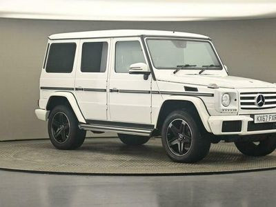 used Mercedes G350 G CLASSNight Edition 5dr Tip Auto