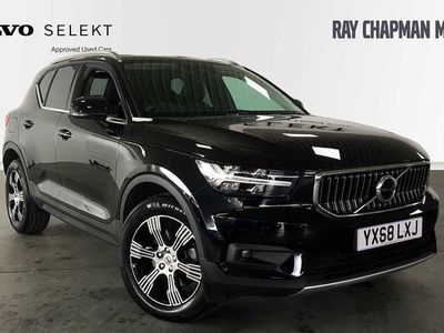 used Volvo XC40 D4 AWD Inscription Automatic 2.0 5dr