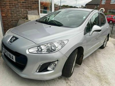 used Peugeot 308 1.6 HDi Active 5dr