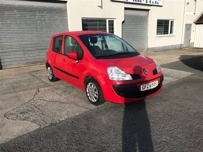 used Renault Modus 1.1 EXPRESSION 16V 5d 75 BHP