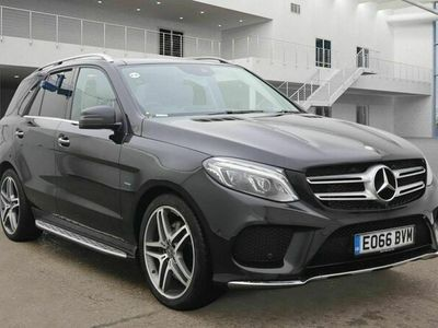 used Mercedes GLE500 Gle Class 3.0V6 8.8kWh AMG Line (Premium Plus) G-Tronic+ 4MATIC (s/s) 5dr
