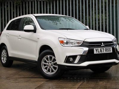 used Mitsubishi ASX 2 1.6L Manual | Bluetooth | Cruise Control | Air Con | 28 Months Warranty 5dr