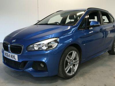 used BMW 218 2 Series d M Sport