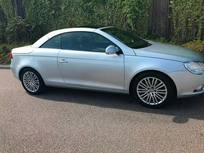 used VW Eos Coupe Cabriolet 2.0 Sport TDI 2d