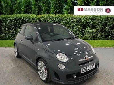 used Abarth 595 1.4 T-Jet 140 2dr
