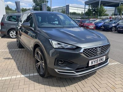 used Seat Tarraco 2.0 Tdi 190 Xcellence Lux 5Dr Dsg 4Drive