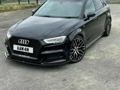 used Audi A3 Sportback 1.5 TFSI CoD Black Edition S Tronic (s/s) 5dr