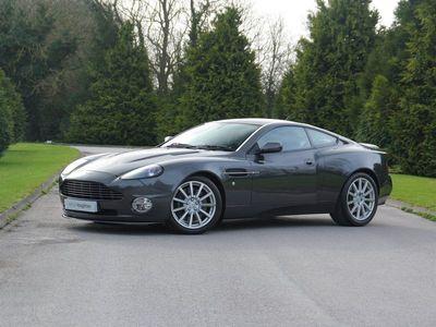 used Aston Martin Vanquish V12S