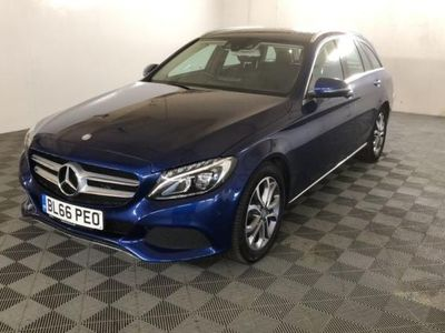 used Mercedes C300 C-CLASS 2.1H SPORT PREMIUM PLUS 5d 204 BHP HYBRID ES diesel estate