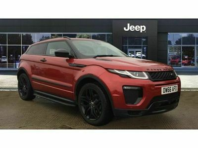 used Land Rover Range Rover evoque 2.0 TD4 HSE Dynamic Lux 3dr Auto