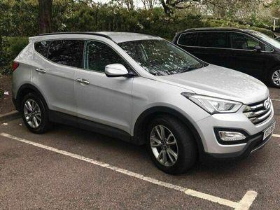 used Hyundai Santa Fe 2.2 CRDi Premium 4WD 5dr (7 seat)