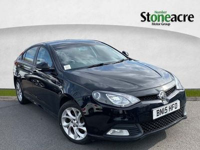 used MG MG6 1.9D S 5Dr