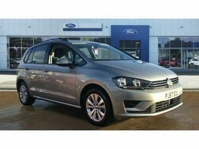 used VW Golf Sportsvan 1.4 TSI SE 5dr DSG